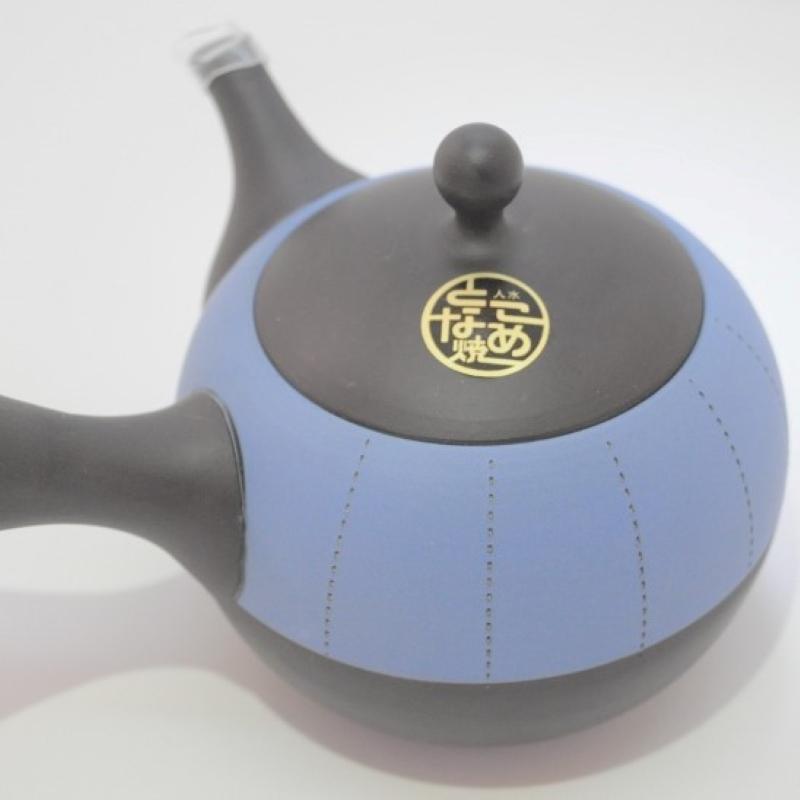 深蒸し茶用急須 常滑焼